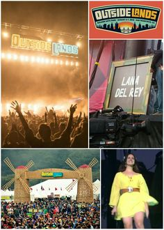 August 7, 2016: Lana Del Rey performs at the Outside Lands music festival in San Francisco, California, USA to an audience of 75,000. #LDR