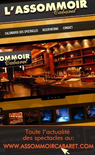 Assommoir Notre-Dame / Restaurant - Bar - Traiteur  Lounge/Resto in Old Montreal  Serves Latin American and Spanish Tapas.  211 Notre Dame Ouest  Montréal, QC H2Y 1T3 Has Gone, Restaurant Bar, Montreal, Tapas, Dame, Restaurants, Broadway Shows, Lounge, American