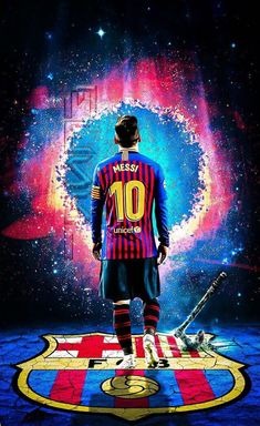 Lionel Messi FC Barcelona – World Soccer News Barcelona Team, Barcelona Camp Nou, Lionel Messi Barcelona, Barcelona Champions League, Barcelona Cake, Barcelona Sports, Barcelona Tattoo, Football Player Messi, Retro Logos