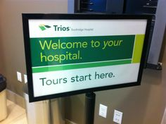 The Tri-Cities' newest hospital is set to open its doors in a matter of weeks.  However, before Trios at Southridge in Kennewick becomes a health hub, you can get a look at some areas of the new hospital, you'll never be allowed in again.