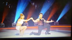 Ray Quinn Dancing on Ice week 3
