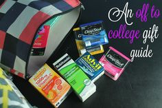 a care package for the college kiddo in your life. by Amber Nicole  #GiftIdeas, #Other, #SponsoredPosts, #TipsAndTricks
