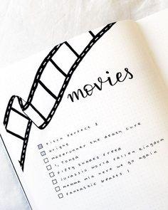 My new movie watchlist • • •