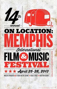 ON LOCATION: Memphis International Film  Musical Festival 2013