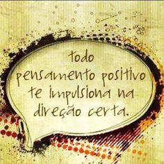 #pensamentopositivo