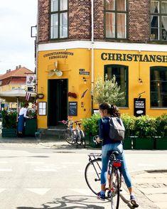 Copenhagen is definitely a great city for biking❤️ . . . . #biking #copenhagen #greatexercise #bikecommute #nocar #lovedenmark