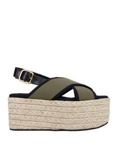 MARNI Sandals. #marni #shoes