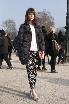 asi se visten las parisinas fuera de las pasarelas | Galería de fotos 5 de 20 | S Moda EL PAÍS