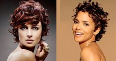 Ideas a la hora de peinarte si tienes el pelo rizado
