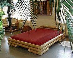 Resultado de imagen para camas de bambu