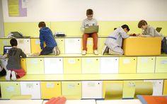 Educación: Así se enseña sin asignaturas, sin libros de texto y sin exámenes | EL MUNDO