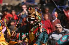 The next cultural experience - Jambay Lhakhang Festival