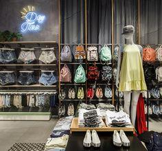 Retail Design Blog — TWENTYFOURSEVEN flagship store by Bilgoray Pozner,...