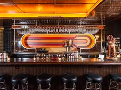 Golden Cadillac Bar