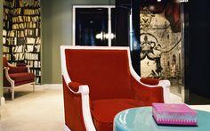 -> Photo gallery Hotel Petit Moulin Paris 3 | 4 star luxury Hotel