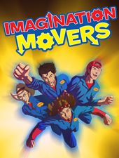 Imagination Movers At REH this September!