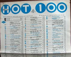Top 100 Music Charts 1970 | This Billboard Chart was the ...