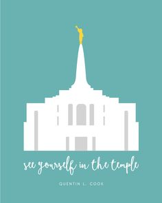 Download this General Conference printable for free and remind yourself to set your sights on the temple!