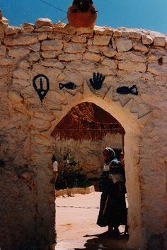 RACÓ VIATGER de Mariló: TUNISIA: Les cases troglodites de MATMATA