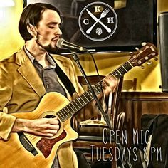 It's Open Mic Tuesday! Sandra Dolores is tonight's host. Come play some music! #OpenMic #Sacramento