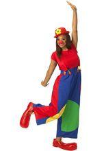 Clownhose Damen  #clownhose #karneval