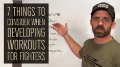 7 Things to Consider When Building Workouts for Fighters Brazilian Jiu Jitsu, Training Plan, Enough Is Enough, Conditioning, Martial Arts, Exercise, Variables, Circuits, How To Plan