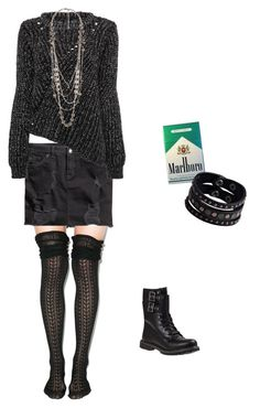 """""""effy stonem fit"""" by agurgold on Polyvore featuring H&M, Timberland, Forever 21, Replay and Leg Avenue"""