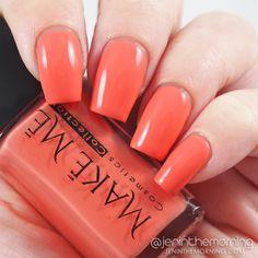 Make Me Cosmetics Collection – Calm & Cute  #nail #nails #mani #manicure #jeninthemorning