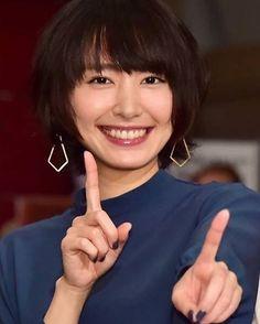 "Yui Aragaki 新垣结衣 on Instagram: ""#smile"""