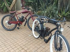 Vintage pedal bicycle, Soekoe bicycle company