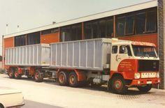 Volvo F 89. COMBINATIE.