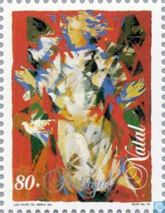 Postage Stamps - Portugal [PRT] - Angels