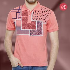 Moroccan designs offer a unique blend of both classic and bohemian features. The Arabic roots and French influence on Marrakesh comes together to weave this contemporary Moroccan Magic T-shirt. Go get one from http://bit.ly/1TZbf99  #Poloneck #handpainted #tshirts #buyonline