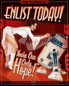 レイア&R2