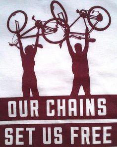 Be free... ride a bike! #isadoreapparel #roadisthewayoflife #cyclingmemories
