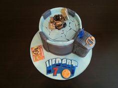 Skylanders Trap team cake