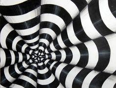 optical art illusions - Google Search