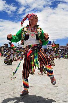 Acabo de compartir la foto de Milton Cesar Rodriguez Triviños que representa a: Festa de la Candelaria - Puno