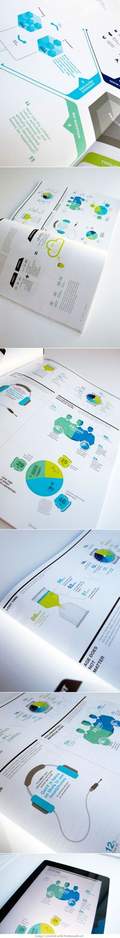 Infographics by Martin Oberhäuser for Steelcase 360 Magazine