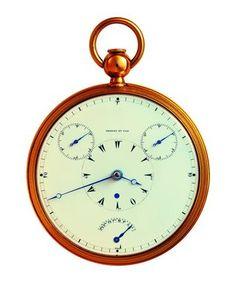 Collection: BREGUET TOURBILLON N°1188 watch - Presentwatch.com