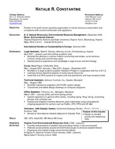 principal attorney resume example pinterest resume examples and