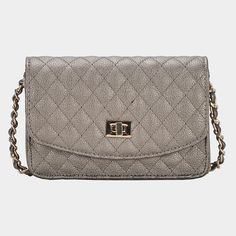 Now available on our store Faux Leather Quil... Check us out here! http://lumidfashion.com/products/faux-leather-quilted-crossbody-bag-4?utm_campaign=social_autopilot&utm_source=pin&utm_medium=pin