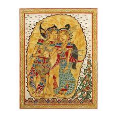 Designer Clothes, Shoes & Bags for Women Balinese, Art Paintings, Wallpaper Backgrounds, Folk Art, Vintage World Maps, Sketch, Culture, Illustration, Polyvore