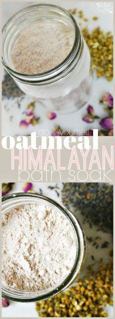 Oatmeal Himalayan Bath Soak