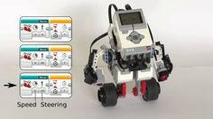 LEGO MINDSTORMS EV3 Balancing Robots: BALANC3R and Gyro Boy - YouTube