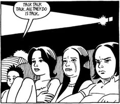 Love and Rockets, New Stories-3 by Jaime Hernandez