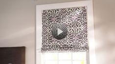 Watch DIY Roman Shades in the Better Homes and Gardens Video