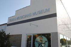 The new Texas Musicians Museum is housed in a former Toyota dealership in Irving