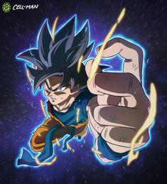 Goku(Shintani Style) by on DeviantArt Dragon Ball Gt, Broly Super Saiyan, Super Manga, Vegito Y Gogeta, Goku Ultra Instinct, Animes Wallpapers, Manga Anime, Drawings, Deviantart