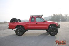 1st Gen Tacoma - Built by Rebel Off Road - Tacoma World Forums